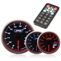 60mm Prosport WRC Voltage Gauge
