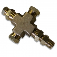 Multi Oil Temp/Pressure Sensor Adaptor
