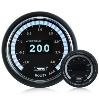 52mm OLED Wideband AFR / Boost Gauge Kit - BAR