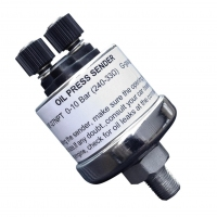 SM Oil Pressure Sensor (Pre-set Warning 240-33 Ohm Gauges)