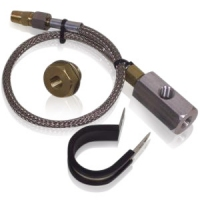 Subaru Oil Temp & Pressure Sensor Remote Adaptor Kit - (1/8 NPT)