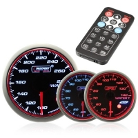 60mm Prosport WRC Water Temperature Gauge °C