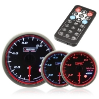 60mm Prosport WRC Oil Pressure Gauge - Bar
