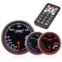 60mm Prosport WRC Boost Gauge - Bar