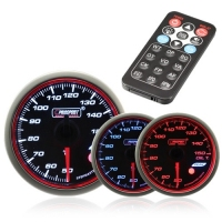 52mm Prosport WRC Oil Temperature Gauge °C