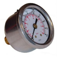 Fuel Pressure Gauge (Glycerine Filled)