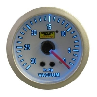 52mm Super Blue Vacuum Gauge (HG)