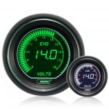 52mmEvo LCD Series Green / White