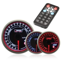 60mm Prosport WRC Air/Fuel Ratio Gauge