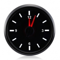 52mm Deluxe Traditional White Time Clock