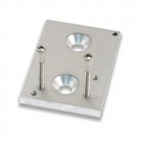 CNC Mounting Bracket For MAC Type 3 Port Boost Solenoids