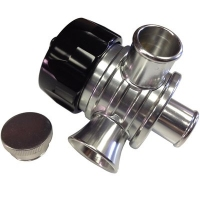 25mm Splitter Dual Port Dump Valve