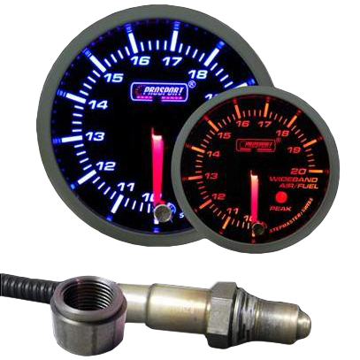 Prosport 60mm Stepper Motor Wideband Air/Fuel Ratio Kit