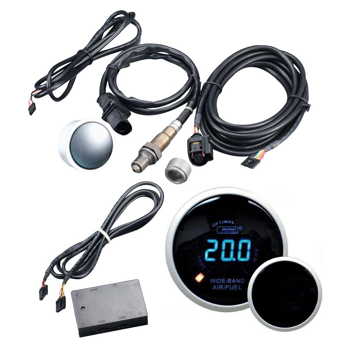 Prosport Dual Digital Wideband Air/Fuel Ratio Kit